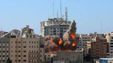 信報即時新聞 -- 美聯社加沙所在大樓遇以軍空襲 員工安全撤離