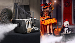 7 popular fog machines to make your Halloween a lot spookier