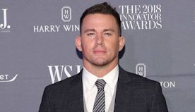 Channing Tatum Wins Dad of the Year After Taking His Daughter to See the Frozen Musical