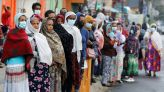Ethiopians vote as opposition alleges some irregularities