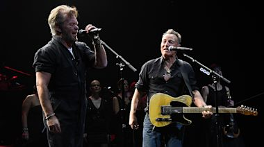 Sting, Bruce Springsteen, John Mellencamp Relive '80s Glory Days at Rainforest Benefit