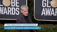 Ellen DeGeneres on Ending Her Show and Allegations of Workplace Toxicity: 'I Still Don't Understand It'