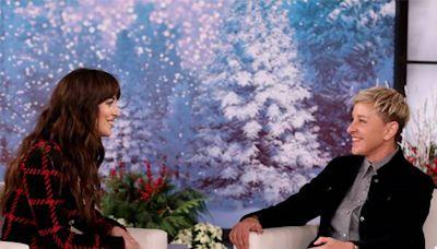Let's Never Forget Dakota Johnson's Awkward AF Interview With Ellen DeGeneres