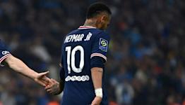 Neymar in decline? Brazilian's form a concern for PSG