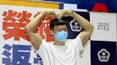 圖輯/「亞洲貓王」唐嘉鴻帶著奧運體操最佳成績回國