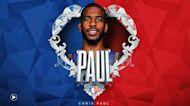 NBA 75th Anniversary Team: Chris Paul