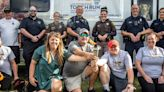 Michigan Law Enforcement Torch Run for Special Olympics reaches Kent County