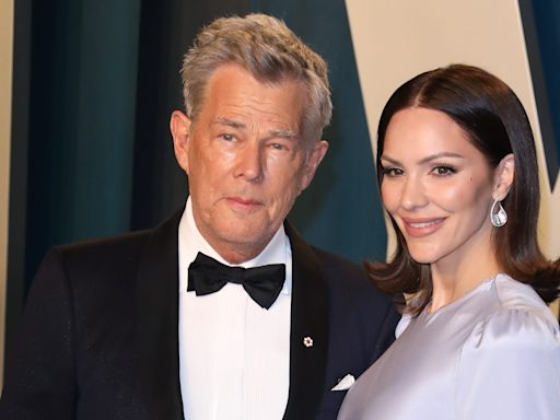 Katharine McPhee and David Foster Are Expecting Their First Child Together