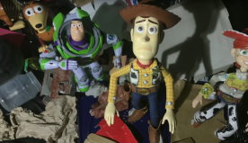 Brothers recreate Toy Story 3 with real toys in stop-motion animation: Watch