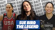 Sue Bird The Legend | Dunk Bait
