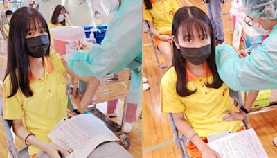 雙胞胎「樂樂媃媃」打BNT疫苗!姊妹副作用完全不同