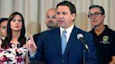 Florida Gov. Ron DeSantis will step on Texas Gov. Greg Abbott's turf for campaign event in Dallas
