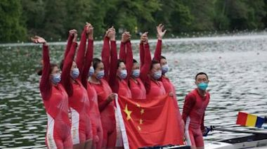 賽艇東京奧運會資格賽落幕 中國再添2項資格