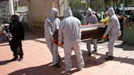 Bolivia cemeteries overwhelmed as coronavirus deaths mount