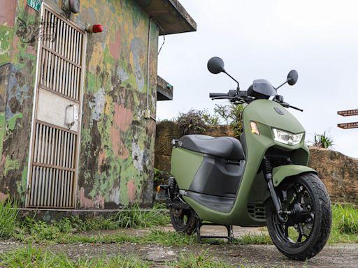 【騎車日記】騎著「Ai-1 Sport」軍綠新色前往基隆軍事秘境探險!