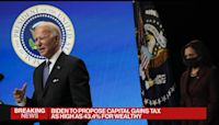 Biden Plans to Nearly Double Capital Gains Tax for Wealthy