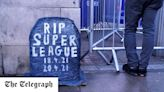 European Super League clubs fined just £3.6m, but real punishment is that breakaway will never happen again