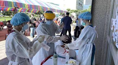疫情冷區金山突增6例 亞東醫院快篩快打部隊進駐