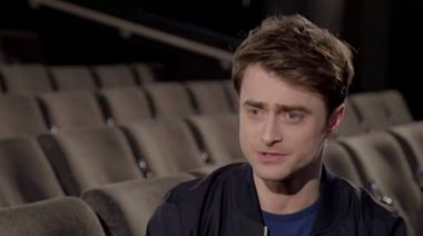 Radcliffe on 'genius' S Africa prison escape role