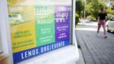 Amid town flap, Lenox chamber's request for event signs, artwork must pass muster
