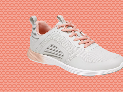 Treat your feet! These comfy, go-with-anything Vionic sneaks are podiatrist-approved—and on sale