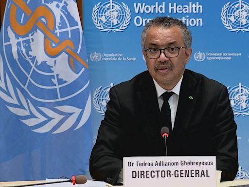 世衛指全球需要110億劑新冠疫苗