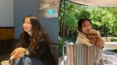 (影音)崔智友2歲女兒側臉曝光!稚嫩奶音萌翻了