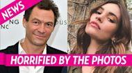 Dominic West Hopes Lily James Scandal Won't 'Haunt' Him During Press Tour