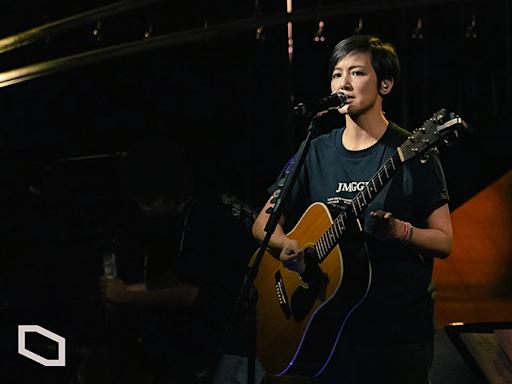 【專訪】何韻詩,和她印在演唱會 T 恤上的 JMGGJ | 立場人語 | 立場新聞