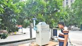 UP pollution body starts monitoring air in Ghaziabad's Kaushambi