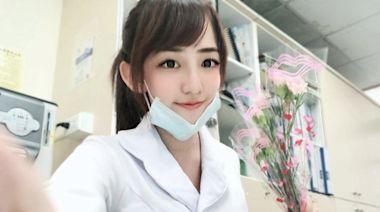 台灣最美護理師曬制服照 呼籲防疫