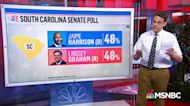 New polls: Lindsey Graham in a tight Senate race, Susan Collins lagging behind opponent