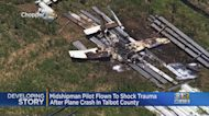 Midshipman Pilot Suffers Non-Life-Threatening Injuries After Plane Crashes At Easton Airport