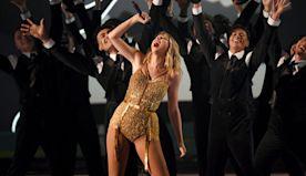 Taylor Swift moonwalks past Michael Jackson's record at AMA Awards
