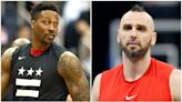Lakers reportedly showing interesting in ex-Wizards centers Dwight Howard and Marcin Gortat