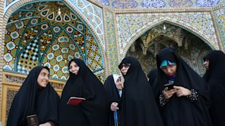 Iran supreme leader says voting is 'religious duty'