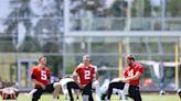 Robert Saleh doubles down on Jets' backup quarterbacks
