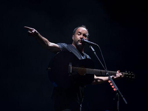 Dave Matthews Band announces rescheduled dates for 2021 tour, pledges to plant 1 million trees