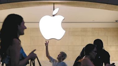 Apple本季營收恐縮312億