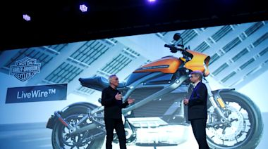 Harley-Davidson pulls plug on electric motorcycle