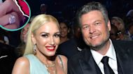 Gwen Stefani Gives Close-Up Look At Massive Engagement Ring From Blake Shelton
