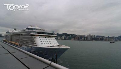 【新冠肺炎】海洋光譜號10月28日出發航程取消 船公司將全額退回船票費用和港務稅費 - 香港經濟日報 - TOPick - 新聞 - 社會