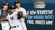 Mariano Rivera's final Yankees appearance told from a unique perspective   Bronx Backstories