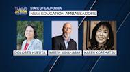 Dolores Huerta named a California Education Ambassador