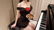 鋼琴女神不彈琴了?新片視角驚呆網友