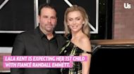 It's a ... ! Pregnant Lala Kent, Randall Emmett Share Sex of Their 1st Child