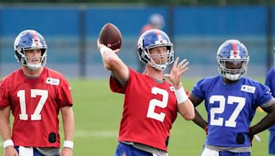 New York Giants Training Camp Preview - QB Mike Glennon