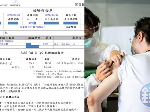 打疫苗後自費驗抗體恐觸法! 北市最高可罰醫療院所25萬