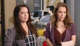 'Grey's Anatomy': Meredith Returns To Grey Sloan (Sort Of) & 'Charmed' Sisters Reunite