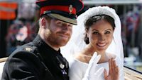 Meghan Markle: Official reveals surprising truth about 'wedding' to Prince Harry